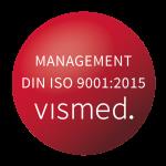 vm-Din-Iso-Siegel für kleine Größen